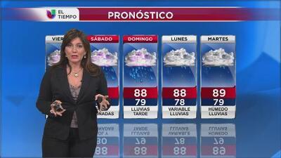 Se acerca otra onda tropical a Puerto Rico