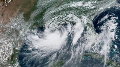 La tormenta Barry amenaza con tocar tierra como huracán este sábado en las costas de Louisiana
