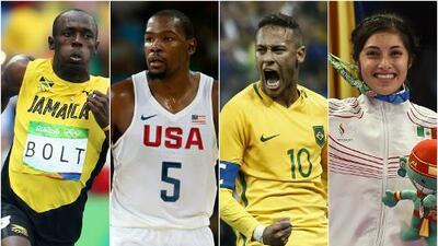 Agenda de actividad para el día 12 en Río 2016: Los colosos del deporte salen a escena