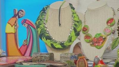 Artesanos salvadoreños expondrán su identidad y cultura en Los Ángeles a través de sus obras