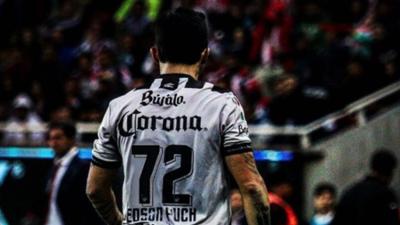 Edson Puch quiere cambiar el número de su playera en honor a Don Ramón