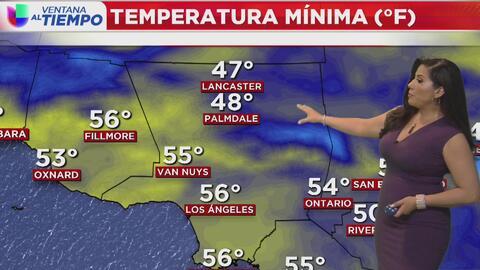 Condiciones secas y cielos despejados para este inicio de semana en el sur de California