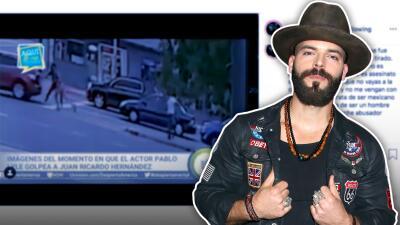 """""""Esto es asesinato, cobarde"""": actor cubano arremete contra Pablo Lyle"""