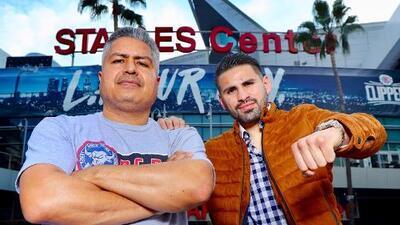 José Ramírez, el campeón que busca noquear a 'Chon' Zepeda y al cáncer