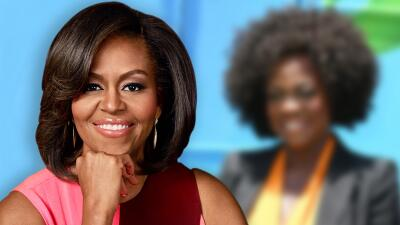 Michelle Obama será interpretada por una amiga multipremiada en una nueva serie sobre su vida