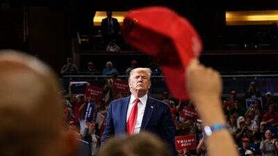 Los boricuas fueron los grandes ausentes del discurso de Trump en su lanzamiento de campaña