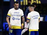 Cádiz anotó 'primer gol' a Real Madrid con playeras contra Superliga europea