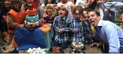 Galilea Montijo festejó el cumpleaños del pequeño Mateo