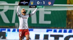¡Diablura! Una llegada le bastó al Toluca para vencer a Tigres
