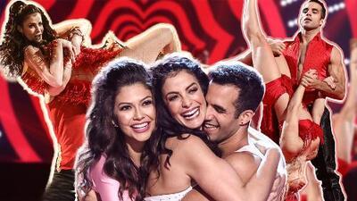 Ana Patricia, Dayanara Torres y Danell Leyva están en la final de Mira Quién Baila