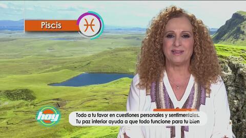 Mizada Piscis 13 de abril de 2016
