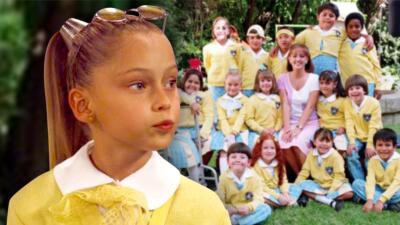 Así se ve Simoneta de 'Vivan los niños' a 17 años del estreno de la telenovela