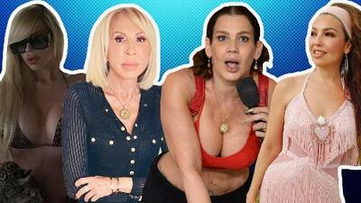 Lo mejor de la semana: Niurka piensa que algo fumó Thalía y Laura Bozzo a favor de las fotos criticadas de su hija