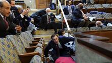 Los republicanos en el Senado impiden crear una comisión para investigar el asalto al Capitolio