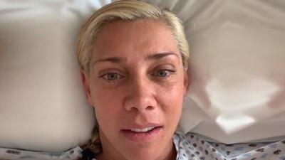Cynthia Klitbo cancela su asistencia a los Premios TVyNovelas por estar hospitalizada