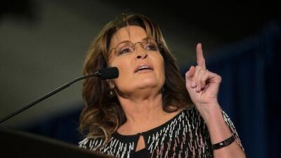 """La fuerte crítica de Sarah Palin a Trump por acuerdo con Carrier: """"Eso es capitalismo de amigotes"""""""