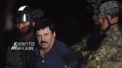 """Abogados de 'El Chapo' piden a un juzgado que le den otra manta porque """"tiene mucho frío"""""""