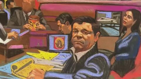 Revelan en corte el audio de las negociaciones entre 'El Chapo' y un proveedor de cocaína de las FARC