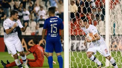 Olimpia 4-2 Emelec: Olimpia respira en Libertadores tras triunfo frente a Emelec