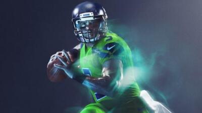 Nuevos uniformes 'Color Rush' de la NFL
