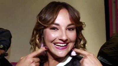 Sorprenden a actriz de 'Mi marido tiene más familia' con una fiesta por su cumpleaños 26