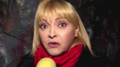 Rocío Banquells pierde la voz tras sufrir un severo cuadro de influenza