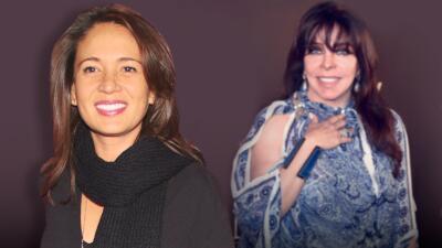 """Yolanda Andrade pide que """"no se confundan con cualquier cosa"""" para responder si se casó con Verónica Castro"""