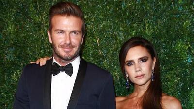Los Beckham celebran 18 años de matrimonio con fotos de sus primeros años juntos