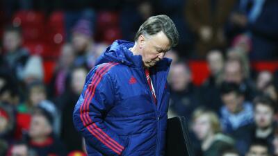 """Louis Van Gaal: """"A veces me aburro viendo jugar al Manchester United"""""""