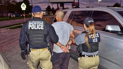 ICE captura a hispano que ingresó 5 veces como indocumentado a EEUU, ahora pagará 10 años de cárcel