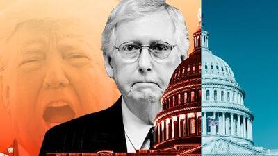 La estrategia republicana para defender a Trump en la crisis por el 'impeachment'