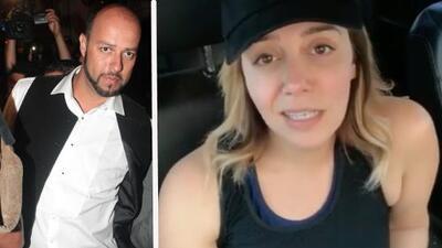 """""""Mi hermana no sabía de esto"""": Rosie Rivera reacciona al arresto de su excuñado, Esteban Loaíza"""