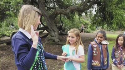 Cómo las Girl Scouts pueden cambiar la vida de una niña y ayudarla a que se convierta en una exitosa mujer