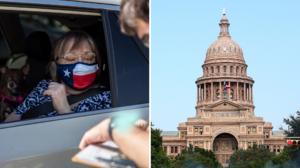 SB7: El proyecto republicano que el Senado de Texas aprobó para limitar el acceso al voto