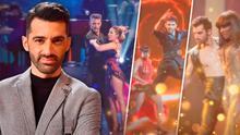 Toni Costa está listo para bailar y conquistarnos en su regreso a la pista de Mira Quién Baila Univision All Stars