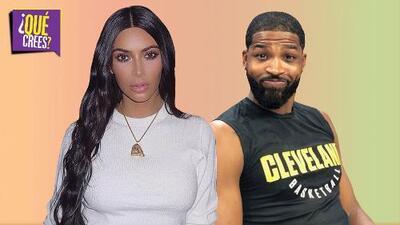 Kim Kardashian y Tristan Thompson llegan a un 'acuerdo de paz'