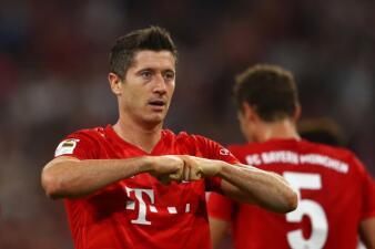 En fotos: el empate del Bayern ante el Hertha Berlin