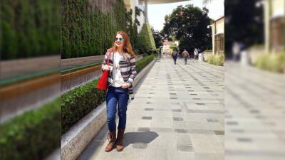 Daniela Aedo regresó a Televisa, ¿será la protagonista de una nueva telenovela?