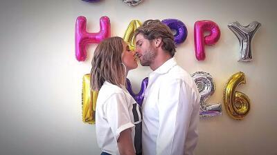 Paulina Goto y Horacio Pancheri, la historia de amor que nació en los foros de televisión