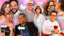 El amor y la amistad se hicieron presentes: así gozó del fin de semana la familia de Despierta América