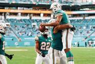 Dolphins elimina a Patriots que no estará en playoffs de la NFL
