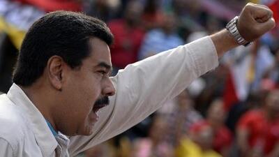 """Nicolás Maduro anuncia una """"revolución"""" en caso de perder las elecciones presidenciales del 20 de mayo"""