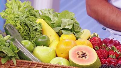 Haz de la comida sana un estilo de vida: consejos para comer alimentos nutritivos sin estar a dieta para siempre