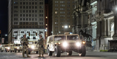 Wolf despliega 1,000 miembros de la Guardia Nacional de Pensilvania a Washington DC