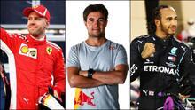 'Checo' Pérez en el top 10 de los mejores pagados de la F1