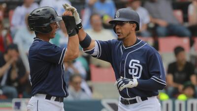 Padres de San Diego apalean a los Astros de Houston en la Ciudad de México