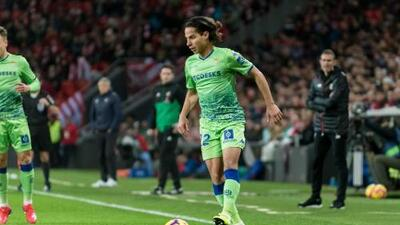 """Lainez emocionado, pero aguarda con paciencia su estreno como goleador: """"Tendrá que esperar"""""""