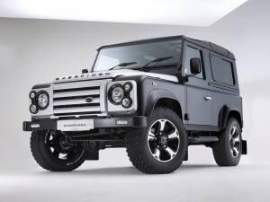 Imágenes: Land Rover Defender Overfinch 40 Aniversario