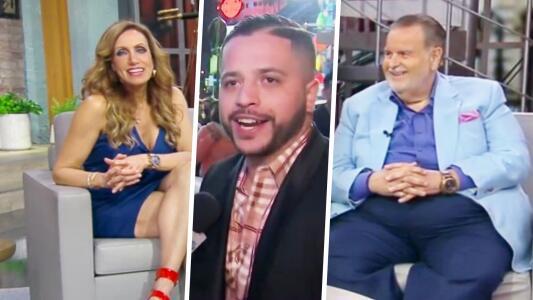 Jesús Mendoza presume su anuncio en Times Square y Lili y Raúl también quieren tener el suyo