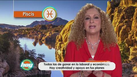 Mizada Piscis 14 de abril de 2016